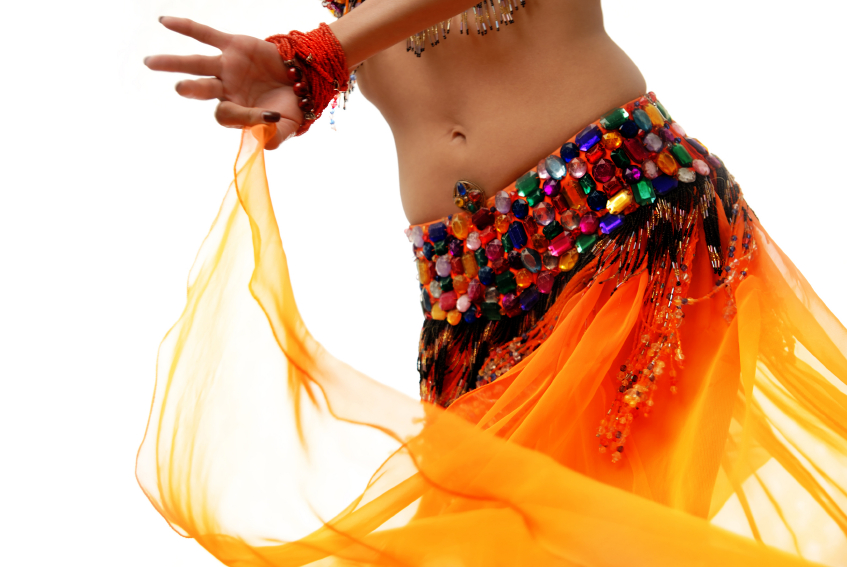 Middle East to the Midwest: Belly Dancing Basics Stay the Same